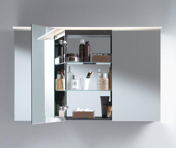 Delos Mirror cabinet by DURAVIT | Mirror cabinets