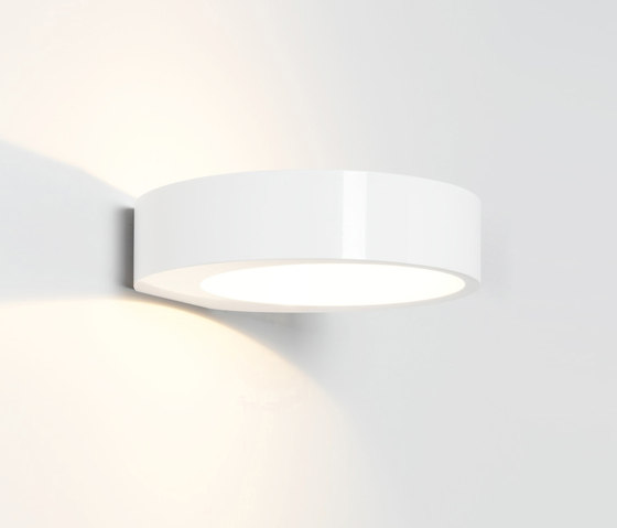 Moon white glossy by Wever & Ducré | General lighting