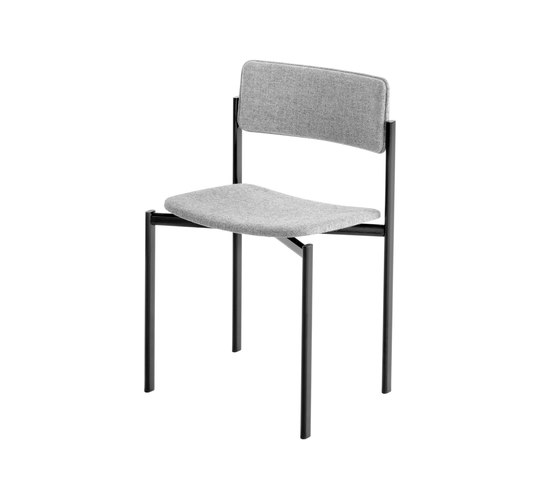 Kiki Chair | upholstered de Artek | Sillas multiusos