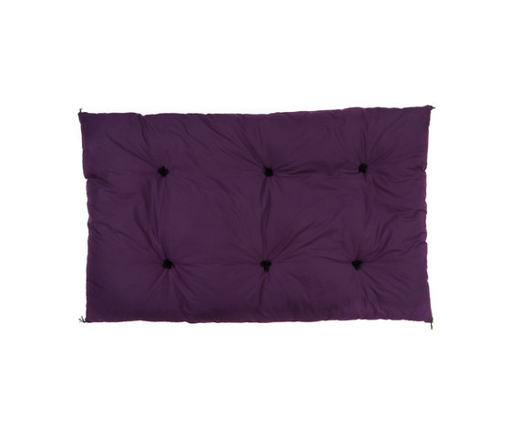 Namib duvet cushion purple de Chiccham