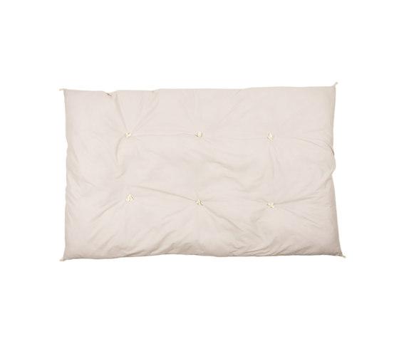 Namib duvet cushion beige de Chiccham