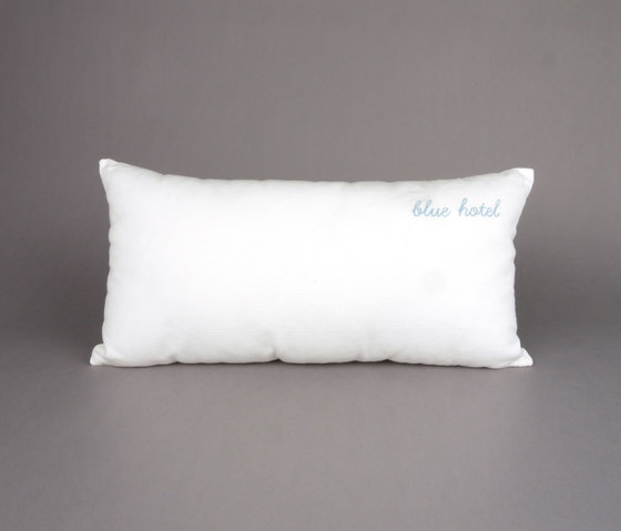 Sing a song coussin Blue Hotel de Chiccham | Coussins