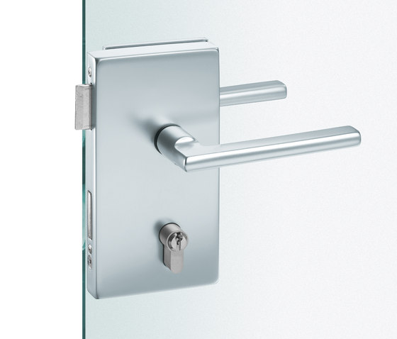 FSB 13 4220 Glass door fitting by FSB | Handle sets for glass doors