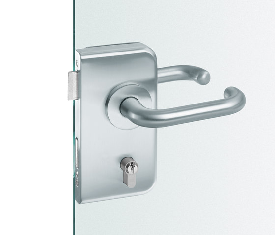 FSB 13 4223 Glass door fitting by FSB | Handle sets for glass doors