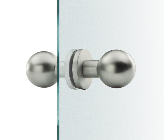 FSB 23 0802 Glass doorknobs de FSB | Pomos