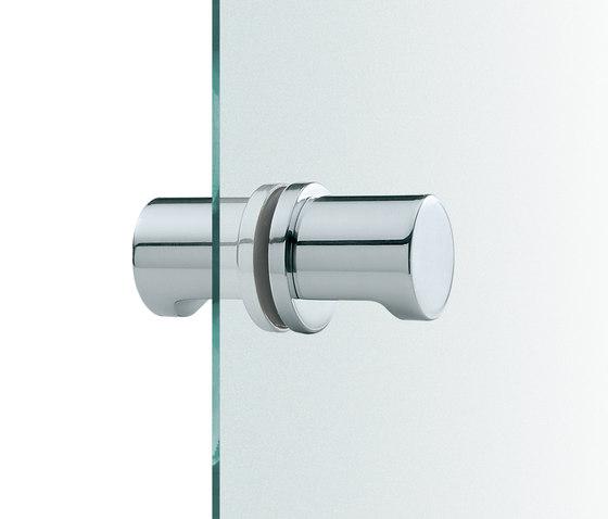 FSB 23 0828 Glass doorknobs by FSB | Knob handles for glass doors