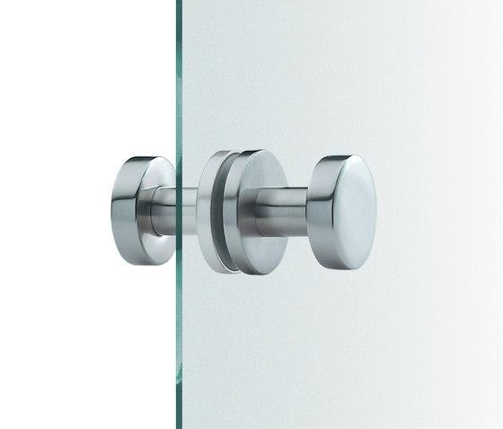 FSB 23 0829 Glass doorknobs by FSB | Knob handles for glass doors