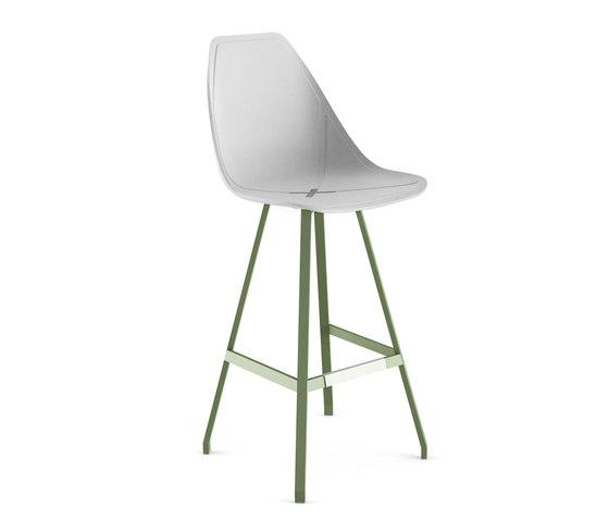 X Barstool by ALMA Design | Bar stools