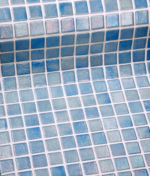Anti Azur von Ezarri | Recyceltes Glas