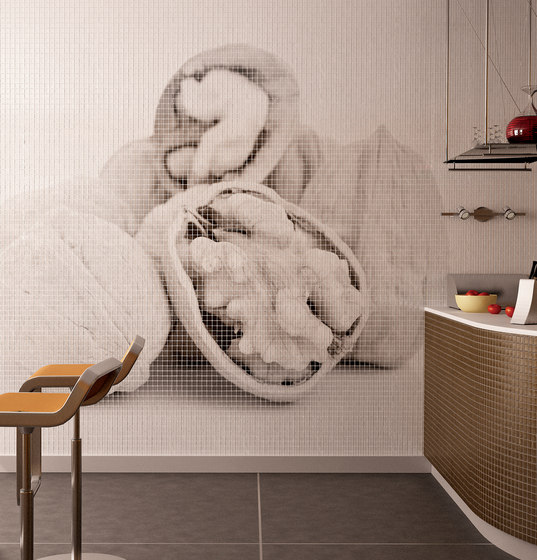 Custom Serigraphy by Ezarri | Glass mosaics