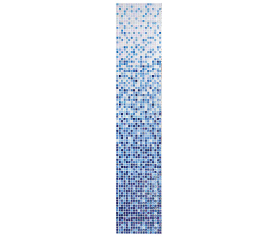Fading Outs Rock by Ezarri | Glass mosaics
