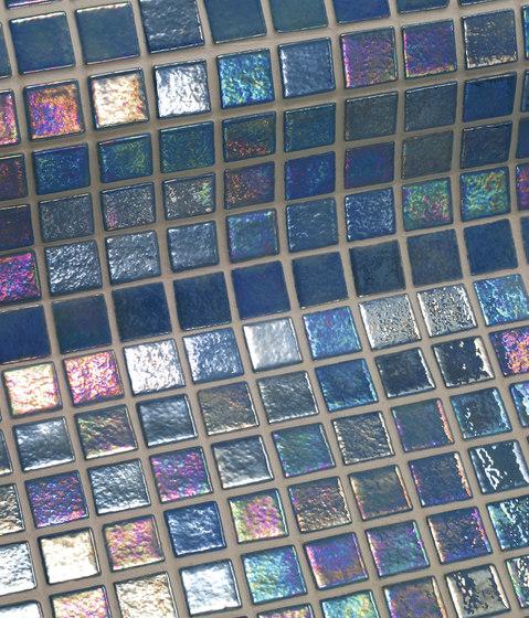 Iris Azur de Ezarri | Mosaïques verre