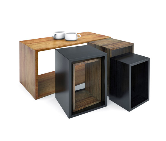 Box side table de Mater | Mesas auxiliares