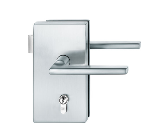 FSB 1035 Glass fitting by FSB | Handle sets for glass doors