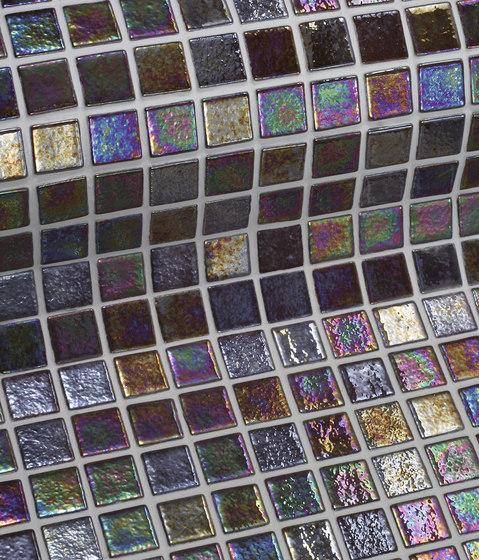 Iris Cobre by Ezarri | Glass mosaics