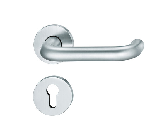 fsb 1070 door set handle sets from fsb architonic. Black Bedroom Furniture Sets. Home Design Ideas