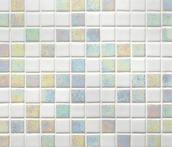 Iris Diamond by Ezarri | Glass mosaics