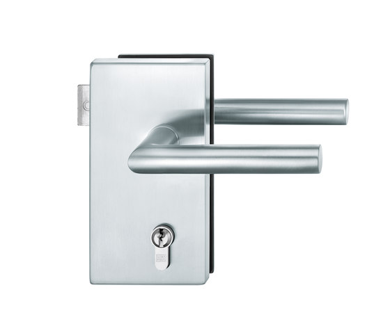 FSB 1076 Glass fitting by FSB | Handle sets for glass doors