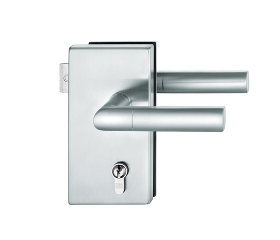 FSB 1078 Glass fitting by FSB | Handle sets for glass doors