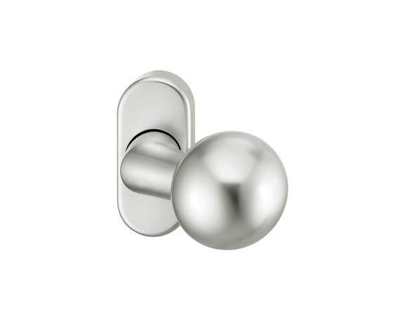 FSB 1106 Door knob by FSB | Knob handles