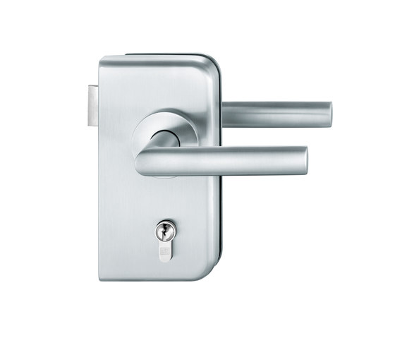 FSB 1108 Glass fitting by FSB | Handle sets for glass doors