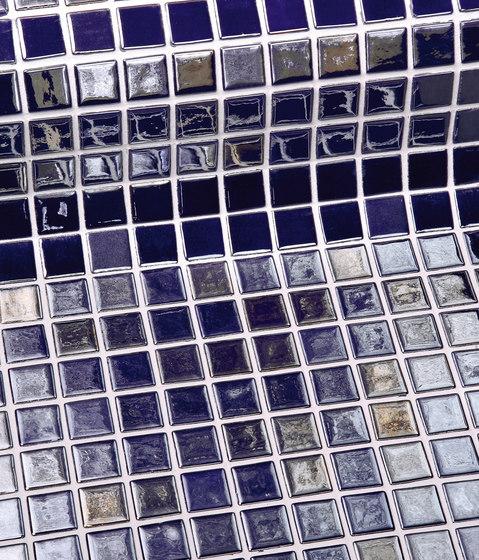 Metal Azurita di Ezarri | Mosaici