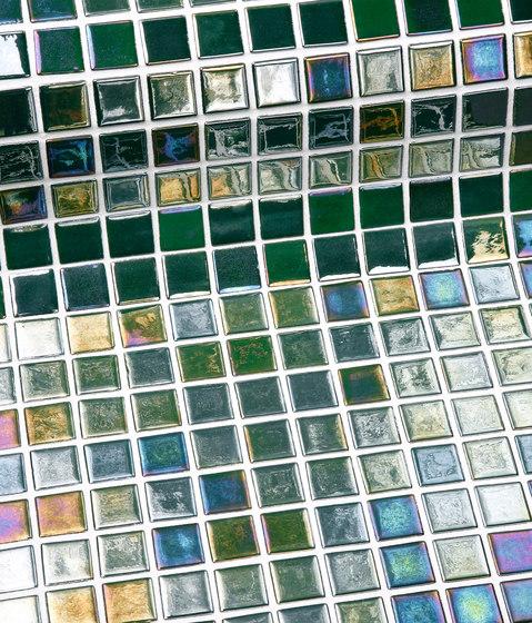 Metal Esmeralda von Ezarri | Glas Mosaike
