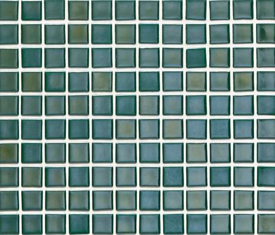 Metal Esmeralda by Ezarri | Glass mosaics