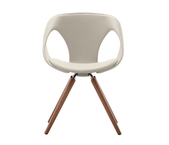 Up chair I 907 UPH by Tonon | Visitors chairs / Side chairs