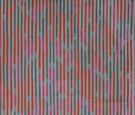 Tempo Uno Grey-Magenta by I + I | Rugs / Designer rugs