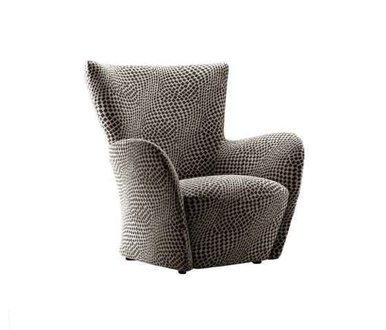 Mandrague by Molteni & C | Lounge chairs