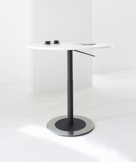 M Series Meeting table by ophelis | Service tables / carts