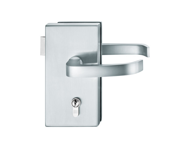 FSB 1163 Glass fitting by FSB | Handle sets for glass doors