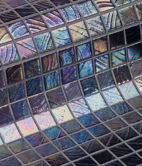 Vulcano Vesubio de Ezarri | Mosaïques en verre
