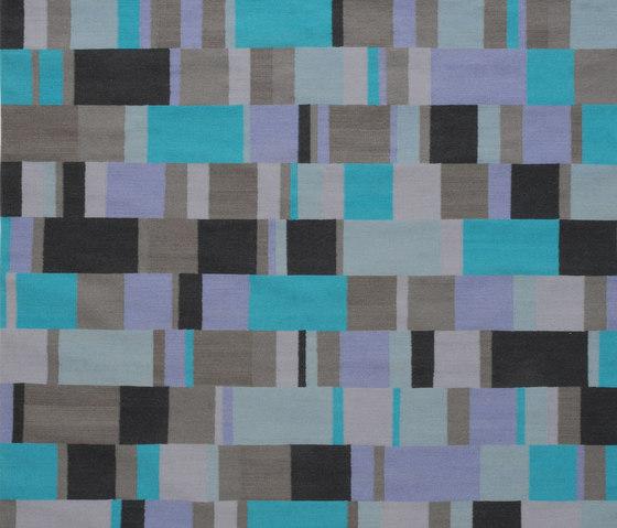 Tempo Sette Blue by I + I | Rugs / Designer rugs