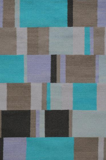 Tempo Sette Blue de I + I | Tapis / Tapis design