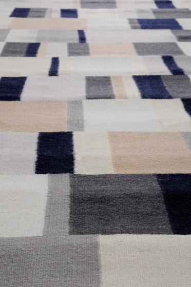 Tempo Sette Grey by I + I | Rugs / Designer rugs