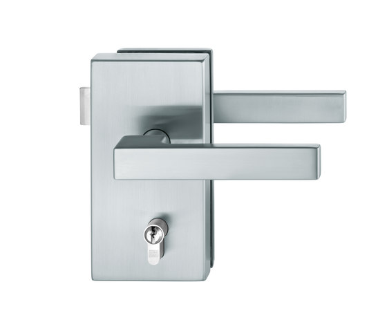 FSB 1183 Glass fitting by FSB | Handle sets for glass doors