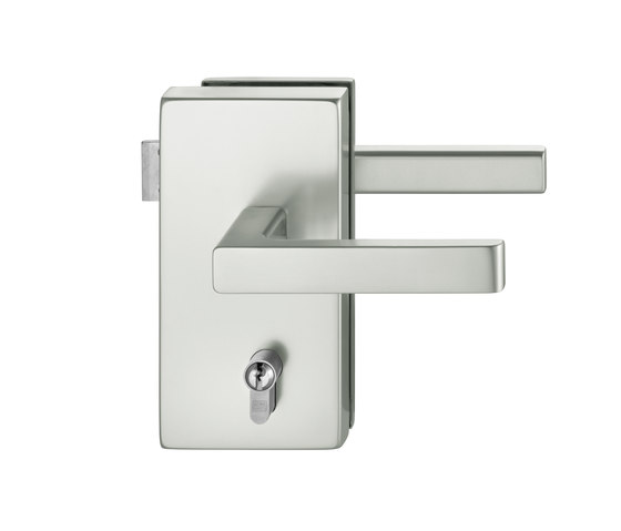 FSB 1222 Glass fitting by FSB | Handle sets for glass doors