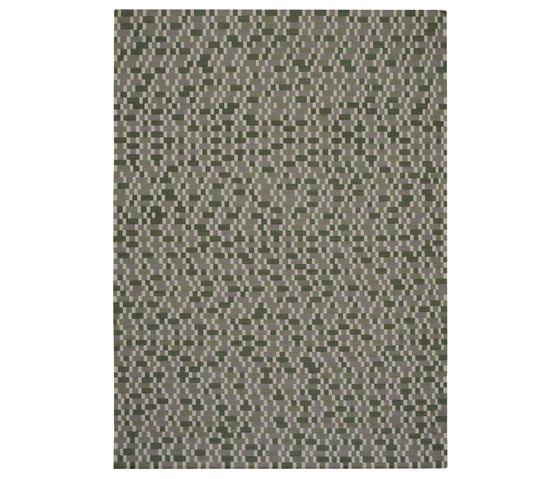 Tempo Cinque Green by I + I | Rugs / Designer rugs