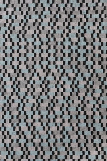 Tempo Cinque Turquoise by I + I | Rugs / Designer rugs