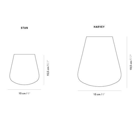 Stan & Harvey | Vases by Edition Nikolas Kerl | Vases