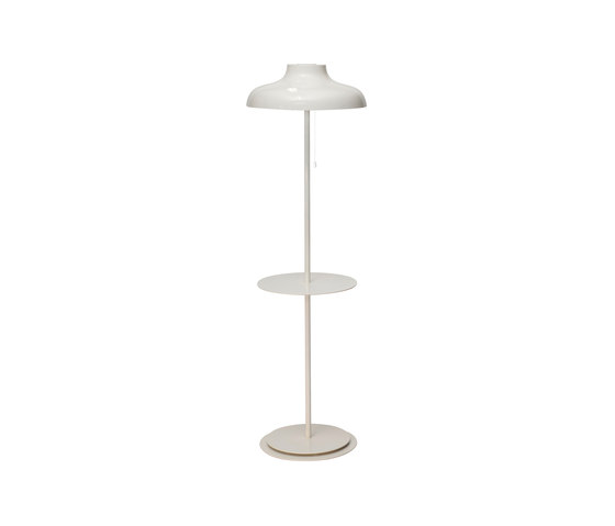 Bolero floor lamp medium w table by RUBEN LIGHTING | Free-standing lights
