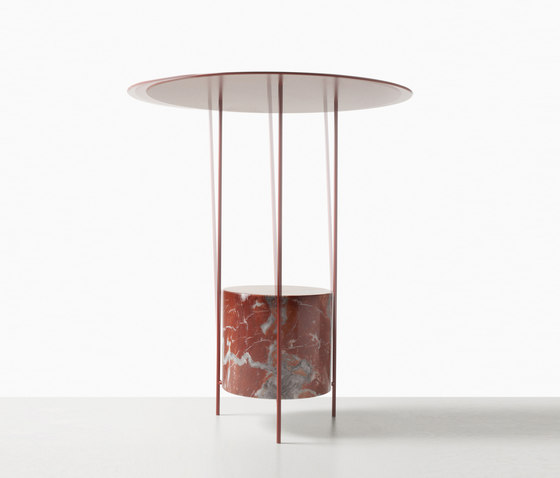Panna Cotta by Molteni & C | Side tables