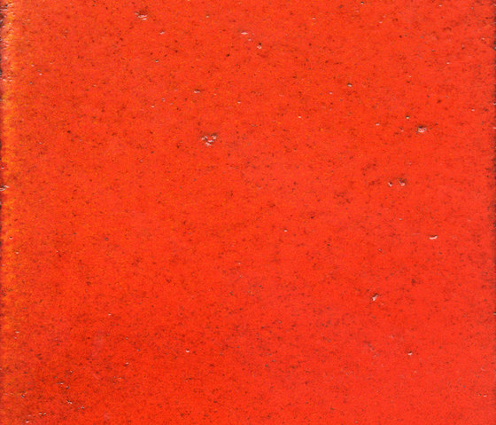 Fire red de Ulrike Weiss | Carrelage