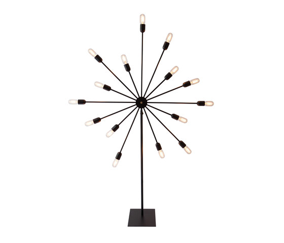 Astoria floor stand by RUBEN LIGHTING | Free-standing lights
