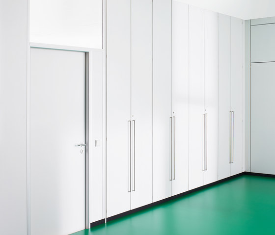 Dividing cabinet aluminium by ophelis | Partitions