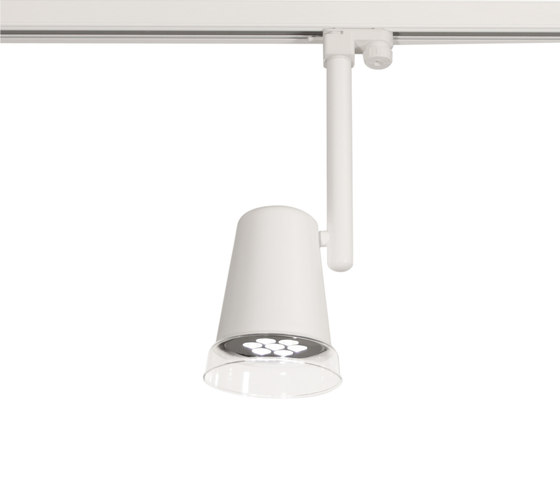 Monocle Track LED de Luz Difusión | Spots