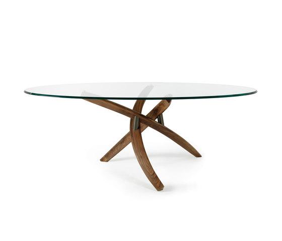 Fili d´erba 72 Wood by Reflex | Dining tables
