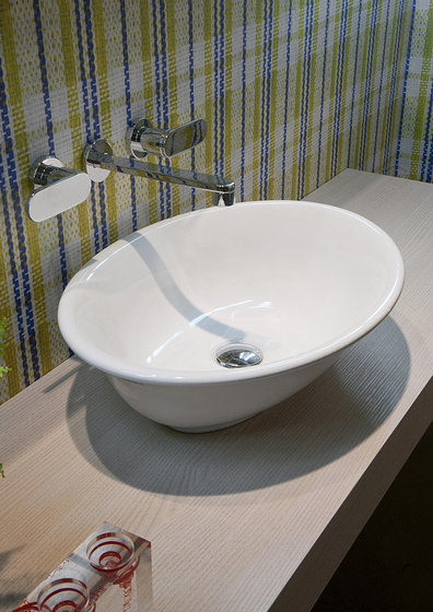 Boll by Ceramica Flaminia | Wash basins
